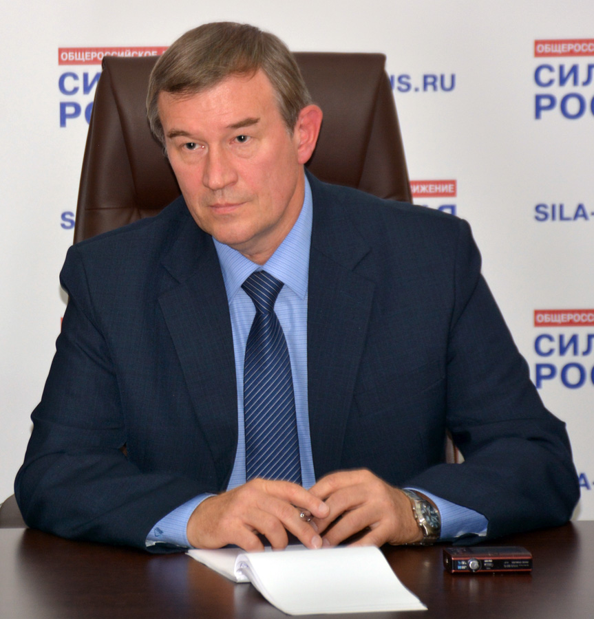"""Сопредседатель """"Народного Собора"""" Олег Кассин"""