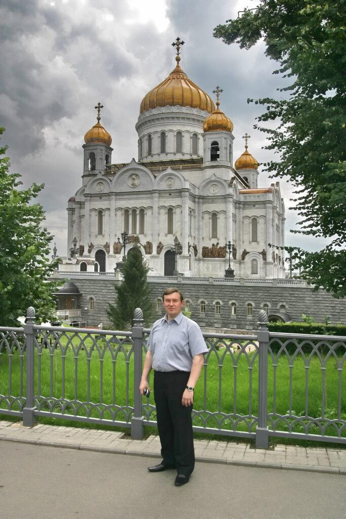 Сопредседатель движения «Народный Собор» Олег Кассин