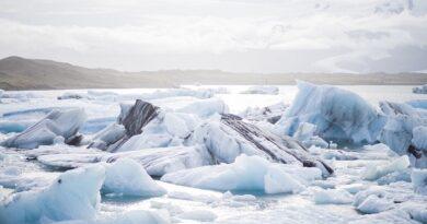 Рекордные морозы на Южном полюсе