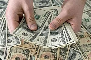 Из России за последние 23 года на законных основаниях (!) выведен за границу 851 млрд долларов